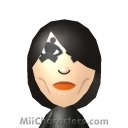 Paul Stanley Mii Image by Roxii