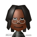 Whoopi Goldberg Mii Image by adam