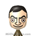 Mr. Bean Mii Image by Alex