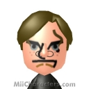 Two-Face Mii Image by BobbyBobby
