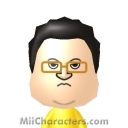 Newman Mii Image by Jason