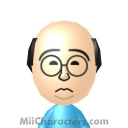 George Costanza Mii Image by Phillip