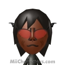 Dark Link Mii Image by Mr. Tip