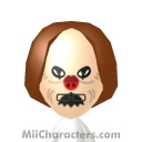 Pennywise Mii Image by Mr Tip