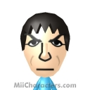 Mr. Spock Mii Image by Ajay