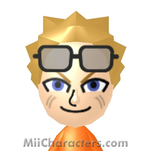 MiiCharacters com - MiiCharacters com - Miis Tagged with: naruto