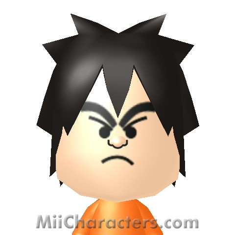 Miicharacters Com Miicharacters Com Miis Tagged With Dragon Ball Gt