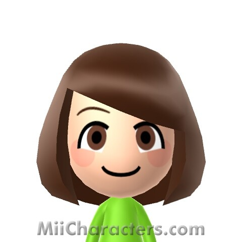 MiiCharacters com - MiiCharacters com - Mii Details for Chara