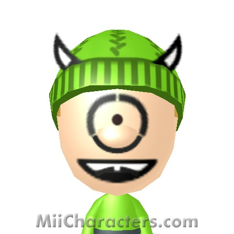 Miicharacters Com Miicharacters Com Miis Tagged With Monsters Inc