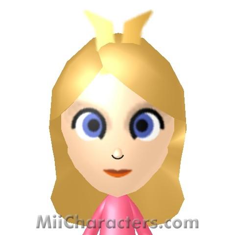 Miicharacters Com Miicharacters Com Mii Details For Princess Peach