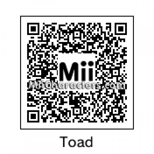 Miis Tagged With: Toad