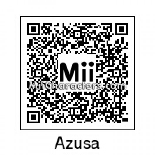 MiiCharacters com - MiiCharacters com - Miis Tagged with: k-on!