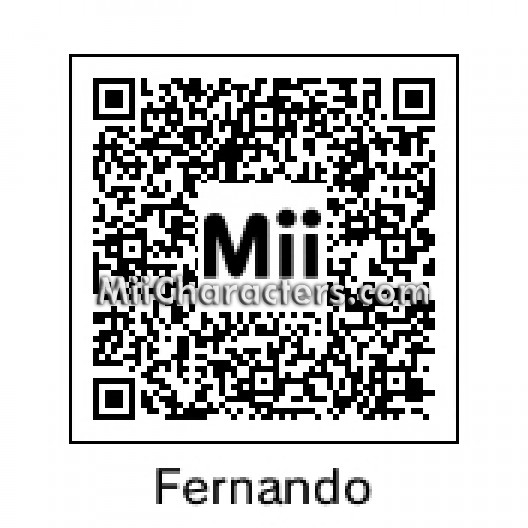 Miicharacters Com Miicharacters Com Miis Tagged With F1