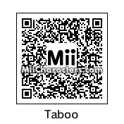 QR Code for Taboo Nawasha by Eric