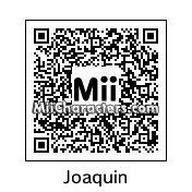 QR Code for Joaquin Phoenix by Andy Anonymous