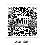 QR Code for Zombie by !SiC
