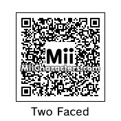 QR Code for Two Faced Girl by Greg Mc.