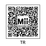 "QR Code for Theodore ""Teddy"" Roosevelt by Eric"