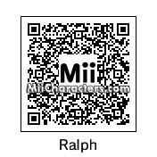 QR Code for Wreck-It Ralph by Eben Frostey