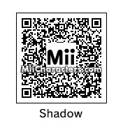 QR Code for Shadow by Toon and Anime