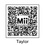 QR Code for Taylor Swift by Cookie