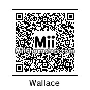 QR Code for Ben Wallace by Tristan Groff