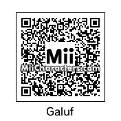 QR Code for Galuf Halm Baldesion by Chrisrj