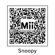 QR Code for Snoopy by NintendoDave2