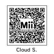 QR Code for Cloud Strife by Chrisrj