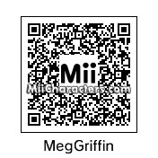QR Code for Meg Griffin by Chrisrj