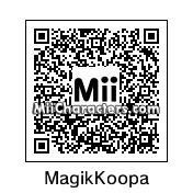 QR Code for Magikoopa by J1N2G