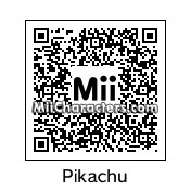 QR Code for Pikachu by TheM