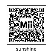 QR Code for Little Miss Sunshine by Charlotte7701