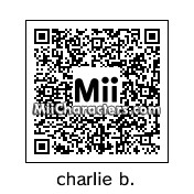 QR Code for Charlie Brown by jadathecreator