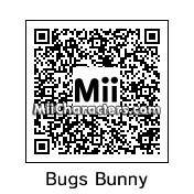 QR Code for Bugs Bunny by Carolyn