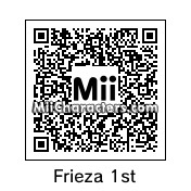 QR Code for Frieza by Eben Frostey