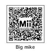 QR Code for Big Mike by bulldog