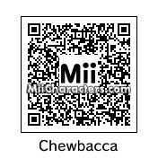 QR Code for Chewbacca by Chris