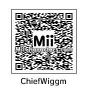 QR Code for Chief  Wiggum by Chris