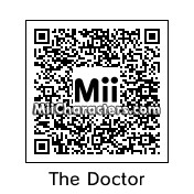 QR Code for The Doctor by H3arthDrag0n
