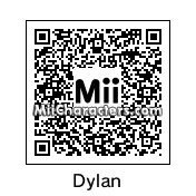 QR Code for Dylan Ptolemy by Dylan Ptolemy