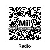 QR Code for Radio by Pixelshift