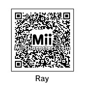 QR Code for Ray William Johnson by Dylan Ptolemy