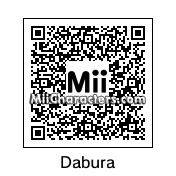 QR Code for Dabura by Eben Frostey
