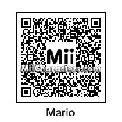QR Code for Mario by wolverines0519
