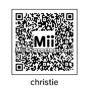 QR Code for Gov. Chris Christie by bzm
