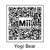 QR Code for Yogi Bear by YogiBear