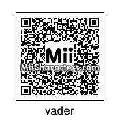 QR Code for Darth Vader by aiidan