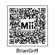QR Code for Brian Griffin by Adult Swim