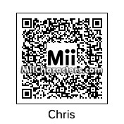 QR Code for Chris Griffin by TerBear